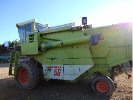 Cosechadoras de cereales DOMINATOR 56 Claas