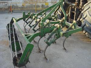 Verkauf von Cultivadore Unbekannt cultivador usado de 11 brazos gebrauchten Landmaschinen