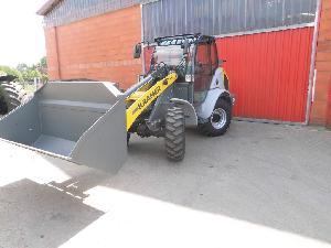 Verkauf von Lader Kramer 5085l radlader gebrauchten Landmaschinen
