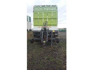 Verkauf von Ladewagen Claas  gebrauchten Landmaschinen