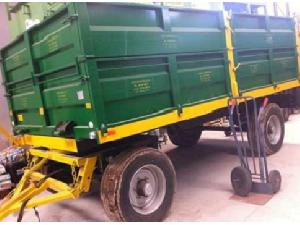 Verkauf von Kipper Jeromo JB-4523/II  gebrauchten Landmaschinen