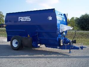 Verkauf von Remolques Unifeed Unbekannt rbs perseo ares gebrauchten Landmaschinen