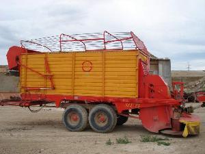 Verkauf von Ladewagen Juscafresa  gebrauchten Landmaschinen