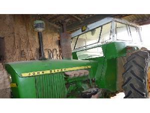 Verkauf von Oldtimer Traktoren John Deere 2120 gebrauchten Landmaschinen