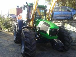 Tractores agrícolas 5115 4.G Deutz-Fahr