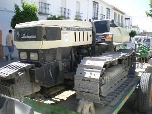 Verkauf von Kettendozer Lombardini c674-70 gebrauchten Landmaschinen