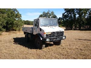 Verkauf von Unimogs Mercedes-Benz u1300l gebrauchten Landmaschinen