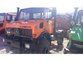 Unimogs U1650 Mercedes