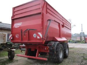 Verkauf von Kipper Krampe big body bb 790 premium gebrauchten Landmaschinen