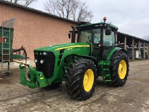 Online kaufen Traktoren John Deere 8320r powr shift gebraucht