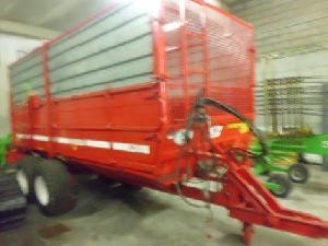 Verkauf von Dungstreuer JF av 6000-h(4,20x1,70) gebrauchten Landmaschinen