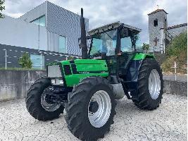 Tractores agrícolas DX 6.31 Deutz-Fahr