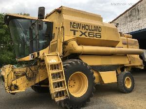 Verkauf von Erntemaschinen cereale New Holland tx 66 gebrauchten Landmaschinen