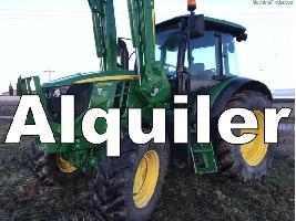 Tractores agrícolas 6090MC John Deere