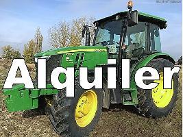 Tractores agrícolas 5100M John Deere