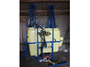 Vente Bars herbicides Aguirre equipo de herbicida Occasion