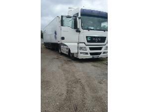 Acheter en ligne Camions Desconocida man tgx 18440  d'occasion