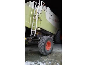 Offres Récolte de céréales Claas lexion 550 d'occasion
