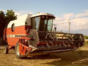 Vente Récolte de céréales Laverda 3650 Occasion