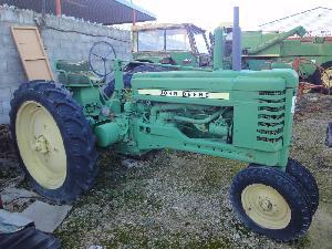 Vente Tracteurs anciens John Deere  Occasion