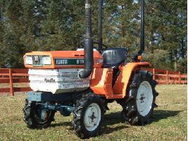 Tractores agrícolas Kubota B-1502-DT Kubota