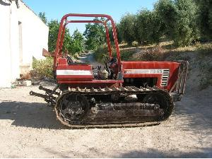 Offres Tracteurs à chenilles FAT fiatagri 70-65 d'occasion