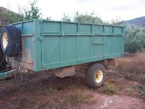 Offres Remorques CAMERO 5000 kg d'occasion