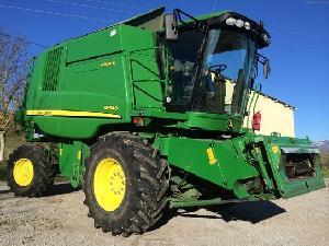 Offres Récolte de céréales John Deere w540 hillmaster d'occasion
