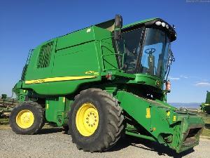 Vente Récolte de céréales John Deere w550 Occasion
