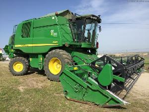 Offres Récolte de céréales John Deere w650 d'occasion