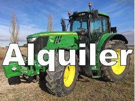 Tractores agrícolas 6170M John Deere