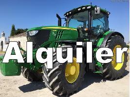 Tractores agrícolas 6195R John Deere