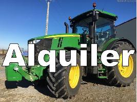 Tractores agrícolas 7230R John Deere