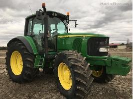 Tractores agrícolas 6920 John Deere