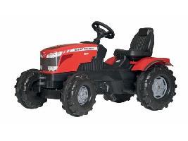 Pedales Tractor infantil de juguete a pedales MF MASSEY FERGUSON 7726 Massey Ferguson