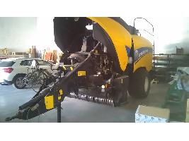 Empacadoras Gigantes BB890 New Holland