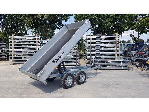 Comprar online Rimorchio ribaltabile CHEVAL remolque nuevo basculante hidraulico de segunda mano