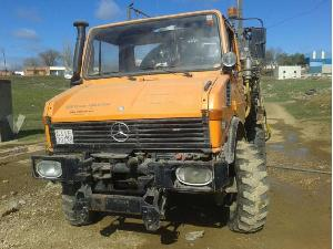Comprar online Unimogs Mercedes Benz  de segunda mano