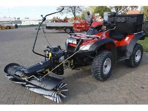 Comprar online Spazzatrici Meccaniche RUIZ GARCIA J&J 1,40 m -atv, utv, tractor de segunda mano