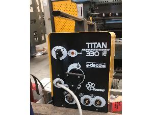 Comprar online Attrezzature per Saldatura DECA titan 330 de segunda mano