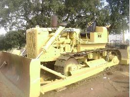 Tractores de cadenas D6 Caterpillar
