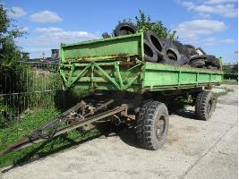 Remolques agrícolas HW 80.11 FORTSCHRITT