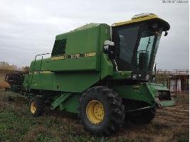 Cosechadoras de cereales 1072 John Deere