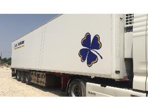 Comprar on-line Semi-reboque Lecitrailer semiremolque frigorifico em Segunda Mão