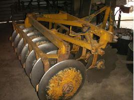 Arados de discos  Tractomotor