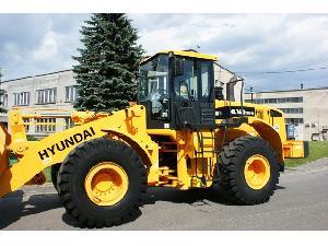 Comprar on-line Carregadoras Hyundai hl760-7a em Segunda Mão