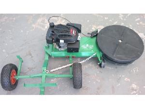 Comprar on-line Cortadores RUIZ GARCIA J&J arrastrada hierba arboles em Segunda Mão