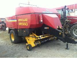 Empacadoras Gigantes BB960 New Holland