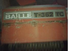 Empacadoras Pequeñas T-362 TC Batlle
