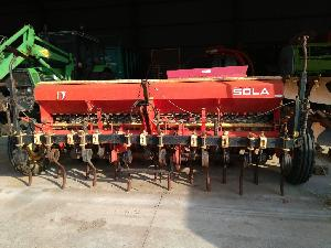 Venda de Colheitadeira-batedeira de sementeira Sola 3,5 metros usados